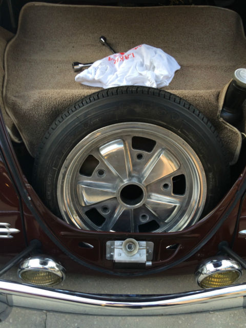 1964 Volkswagen VW Beetle Bug Type-1 1776cc restored