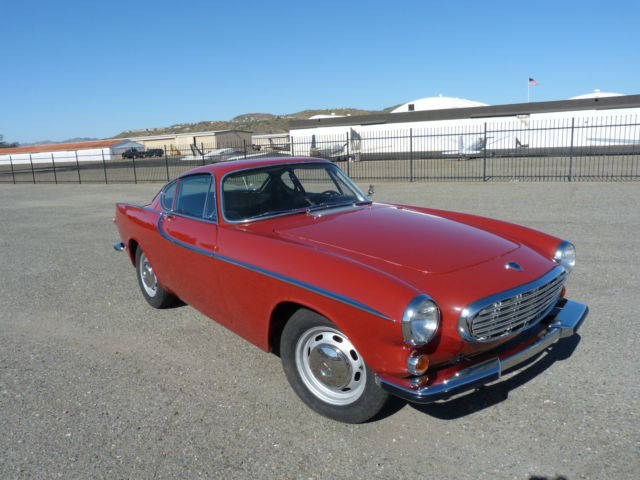 1964 Volvo 1800 Sport Coupe - California Collector Car P1800 1800S for sale - Volvo Other 1964 ...
