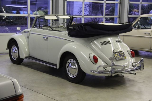 1964 vw beetle convertible completely restored for sale volkswagen beetle classic 1964 for. Black Bedroom Furniture Sets. Home Design Ideas