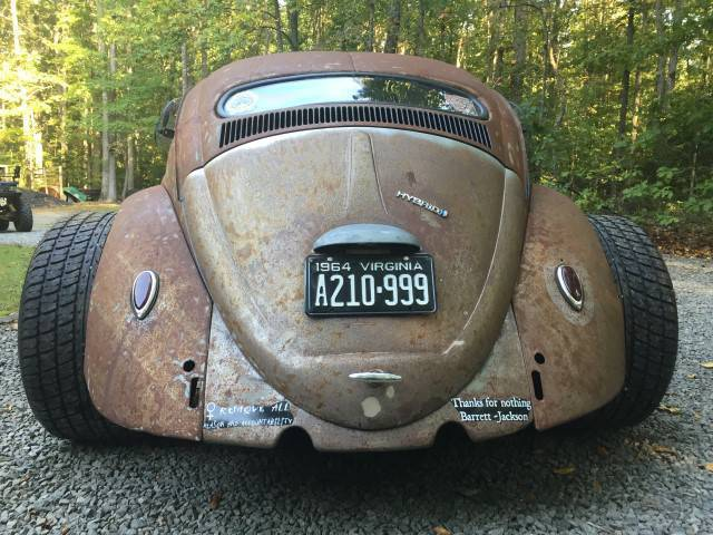 1964 vw beetle rat rod chevy v 8 for sale volkswagen beetle classic 1964 for sale in chester. Black Bedroom Furniture Sets. Home Design Ideas