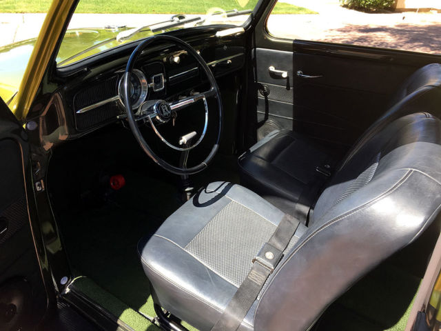 1964 VW BEETLE/ STUNNING COMPLETELY RESTORED/ 1776cc/ see video