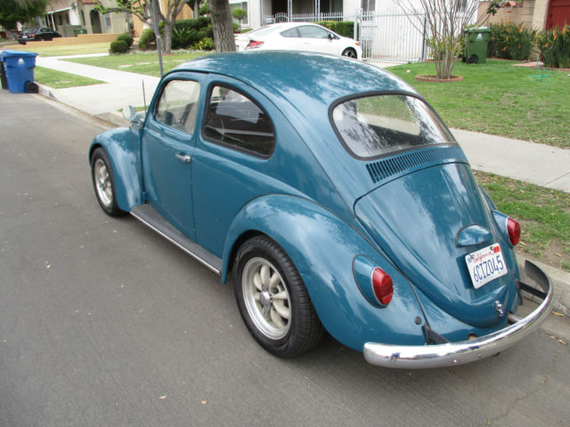 1964 VW Bug, Working Factory Sunroof, Solid California driver, Volkswagen Beetle for sale ...