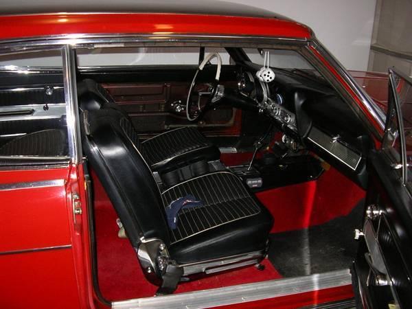 1965 Amc Rambler Marlin 2dr Fastback Very Rear V8 For Sale