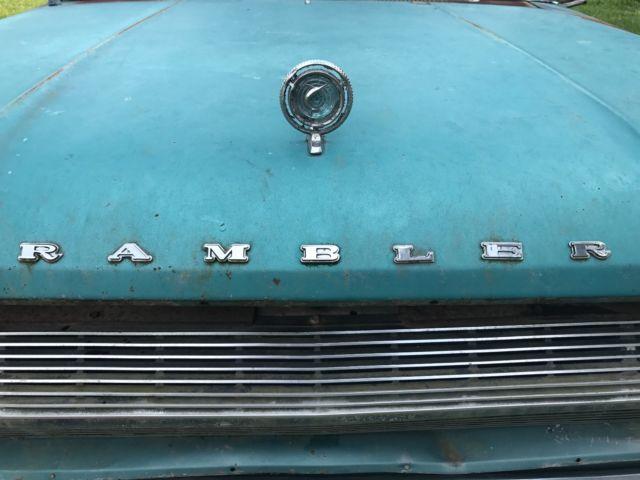 1965 AMC Rambler Marlin for sale - AMC MARLIN 1965 for sale