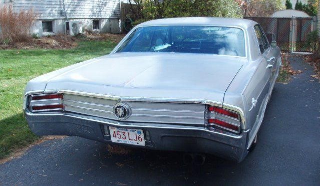 1965 Buick Lesabre - California No Rust Car