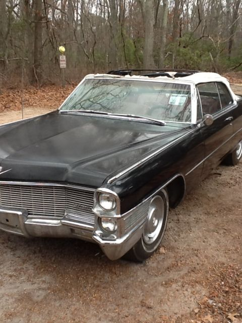 1965 cadillac convertible for sale cadillac deville 1965 for sale in jackson new jersey. Black Bedroom Furniture Sets. Home Design Ideas