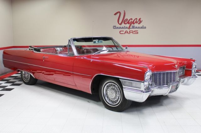 1965 cadillac convertible great driver a c go cruise for 429 cadillac motor for sale