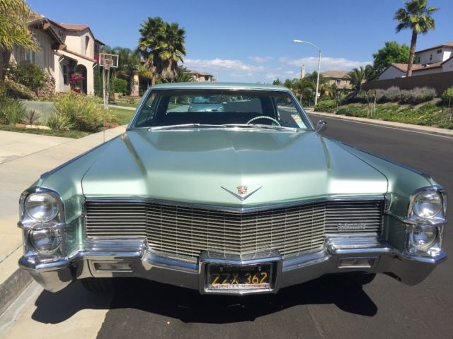 1965 Cadillac Coupe Deville Caddy For Sale Cadillac