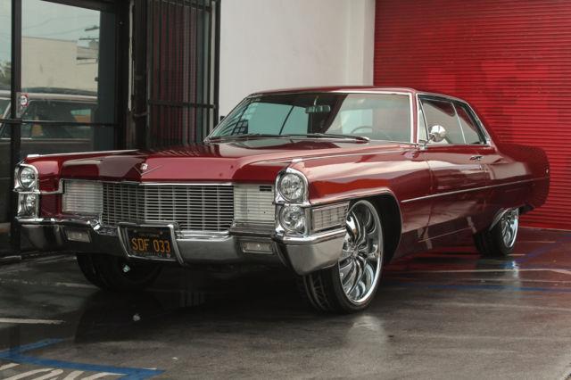 1965 cadillac hardtop calais 429 custom california coupe for 429 cadillac motor for sale