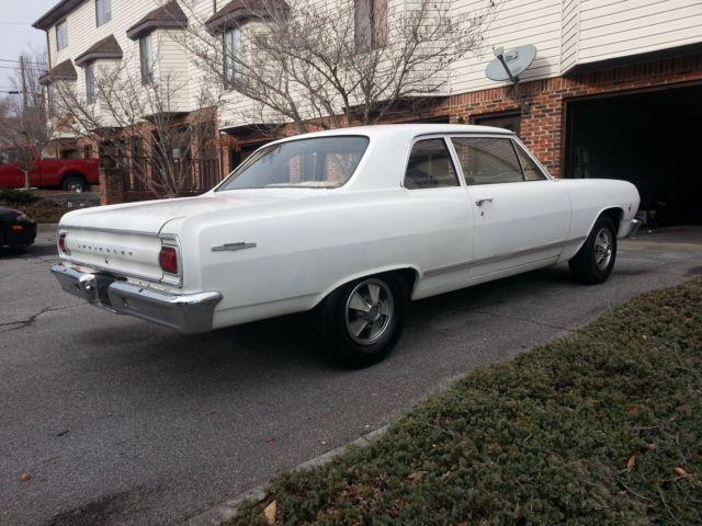 1965 Chevelle 300 Deluxe 2dr Sedan For Sale Chevrolet
