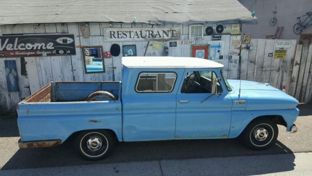 1965 CHEVROLET C10 STAGEWAY CREW CAB for sale - Chevrolet C-10 1965 for sale in Fullerton ...