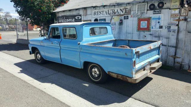 1965 Chevrolet C10 Stageway Crew Cab For Sale Chevrolet