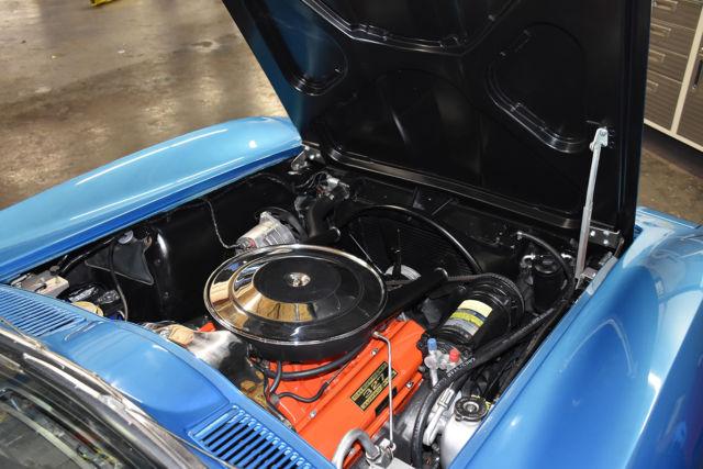 1965 chevrolet corvette coupe 327ci 4 speed manual trans factory a c for sale chevrolet. Black Bedroom Furniture Sets. Home Design Ideas