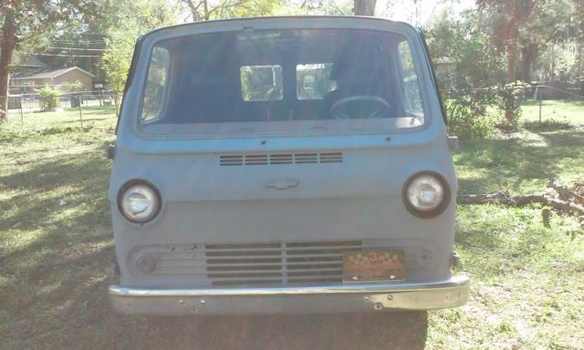 bbaafc1028 1965 CHEVROLET G10 SHORTY VAN RARE FIND READY FOR CUSTOMIZING ...