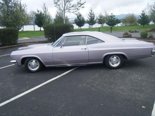 1965 Chevrolet Impala 2 Door Sedan For Sale