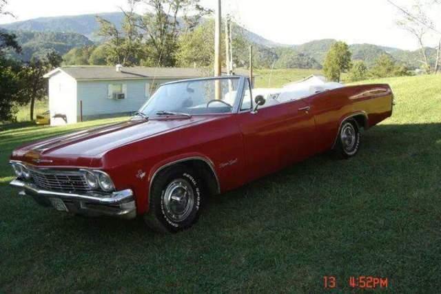1965 chevy impala super sport autos weblog. Black Bedroom Furniture Sets. Home Design Ideas