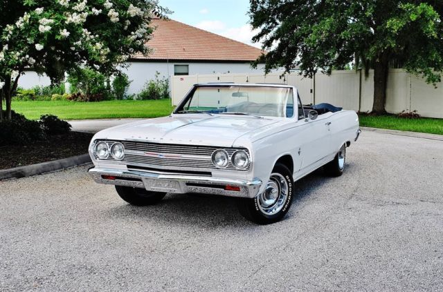 1965 chevrolet malibu ss convertible real deal 138 code ss. Black Bedroom Furniture Sets. Home Design Ideas