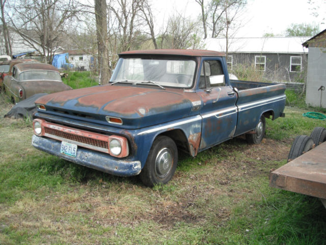 1965 chevy c10 hot rat rod pickup truck rusty for sale chevrolet c 10 1965 for sale. Black Bedroom Furniture Sets. Home Design Ideas