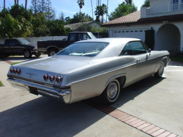 1965 chevy impala ss super sport coupe for sale chevrolet impala ss 1965 for sale in los. Black Bedroom Furniture Sets. Home Design Ideas