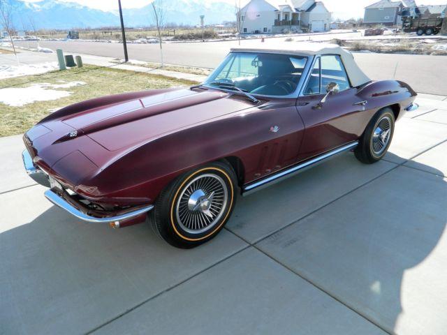 1965 corvette l79 327 350 hp w ac for sale chevrolet corvette 1965 for sale in ogden utah. Black Bedroom Furniture Sets. Home Design Ideas