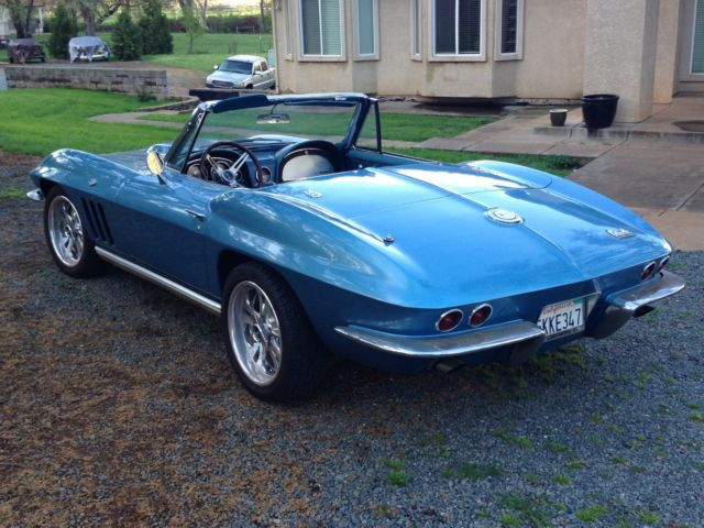 1965 corvette stingray roadster for sale chevrolet corvette 1965 for sale in browns valley. Black Bedroom Furniture Sets. Home Design Ideas