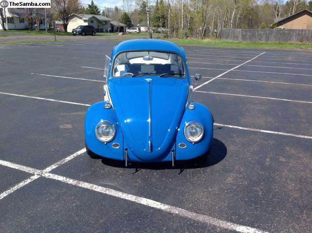 1965 Custom Vw Beetle Cal Look Super Clean For Sale Volkswagen Beetle Classic 1965 For Sale