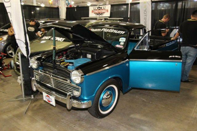 1965 datsun l320 pickup truck fully restored rust free cali car jdm classic for sale datsun. Black Bedroom Furniture Sets. Home Design Ideas