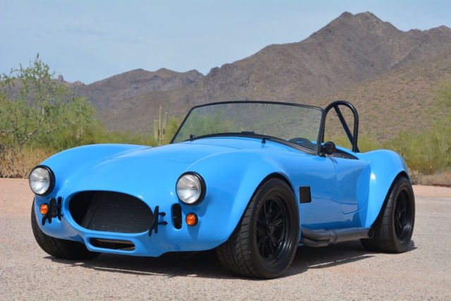 1965 factory five mk4 cobra 306cigrabber blue one of a kind for 1965 factory five mk4 cobra 306cigrabber blue one of a kind malvernweather Image collections