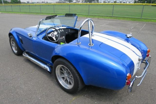 1965 FORD COBRA 302/345H P  FUEL INJECTION 5/SPEED B&B