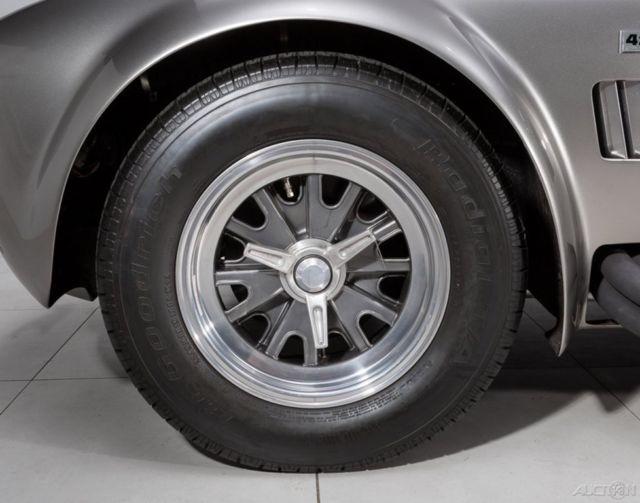 1965 Ford Cobra Superformance Replica Halibrand Style ...