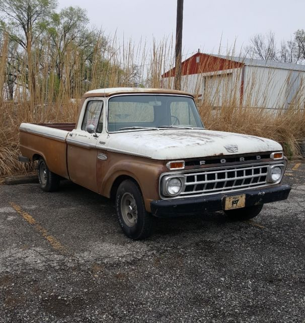 1965 ford f100 v8 classic truck for sale ford f 100 1965 for sale in lawrence kansas united. Black Bedroom Furniture Sets. Home Design Ideas