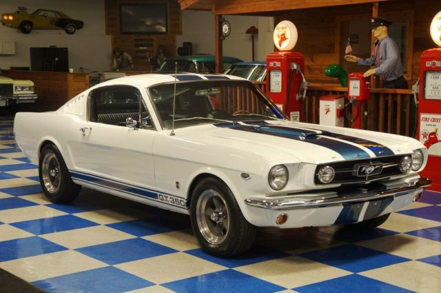 1965 Ford Mustang Fastback Gt350 Tribute For Sale Ford