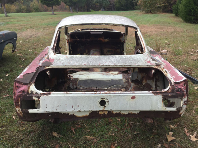 1965 ford mustang fastback shell for sale ford mustang 1965 for sale in dry fork virginia. Black Bedroom Furniture Sets. Home Design Ideas