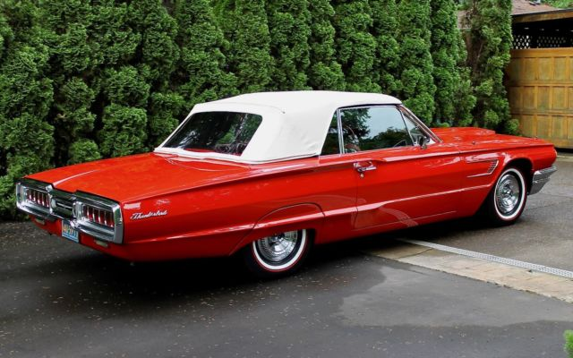 1965 ford thunderbird convertible completely restored to for 1965 thunderbird power window motor