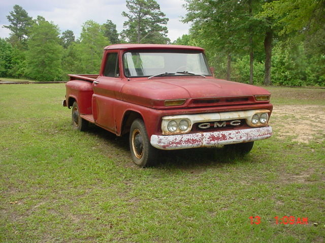 1965 gmc 3 4 ton pickup for sale gmc 3 4 ton long bed 1965 for sale in macon georgia united. Black Bedroom Furniture Sets. Home Design Ideas
