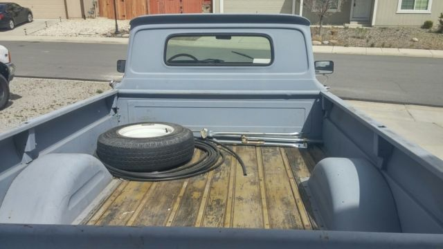1965 GMC 3/4 Truck 283 V8/Rebuilt to 327  Illness forces