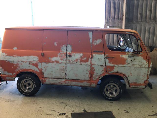 1965 Gmc Handi Van 1965 Chevy G10 Van For Sale Gmc Van