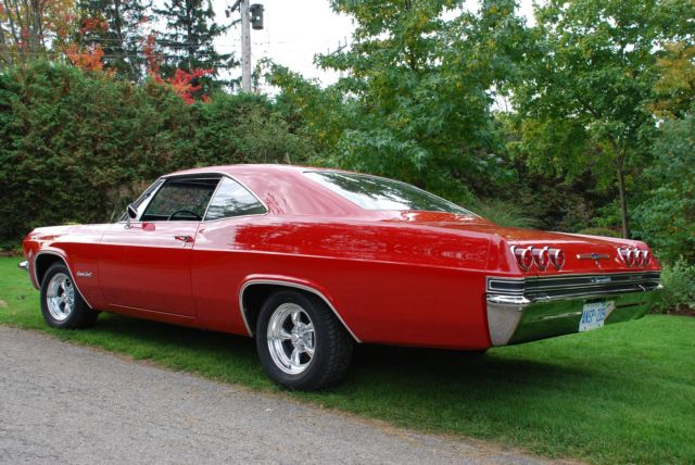 1965 impala ss 327 300 hp 4spd for sale chevrolet impala 1965 for sale in port colborne