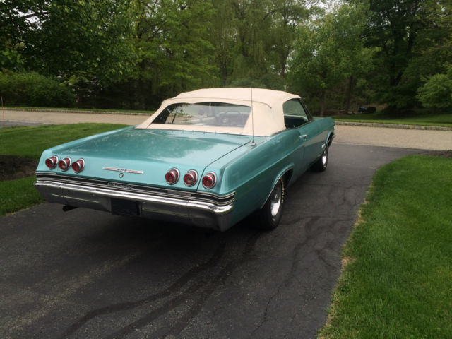 1965 impala ss convertable 4 speed 396 for sale chevrolet impala 1965 for sale in hackettstown. Black Bedroom Furniture Sets. Home Design Ideas
