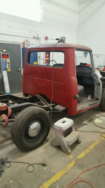 "1965 INTERNATIONAL HARVESTER C900 SCOUT PICKUP ""RARE"" NEW ..."
