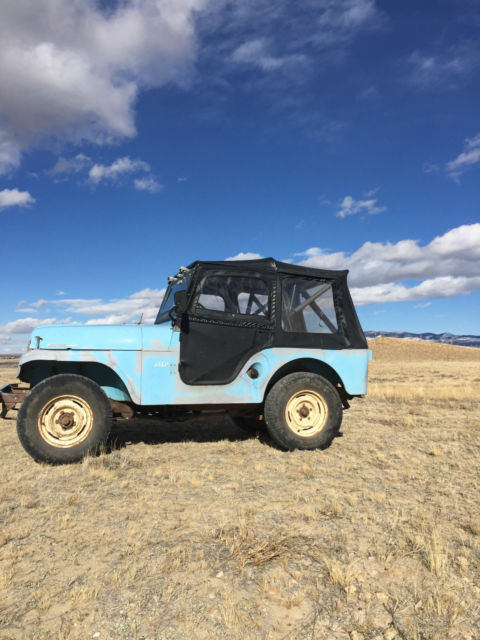 1965 Jeep Tuxedo Park Mark Iv For Sale Jeep Cj 1965 For