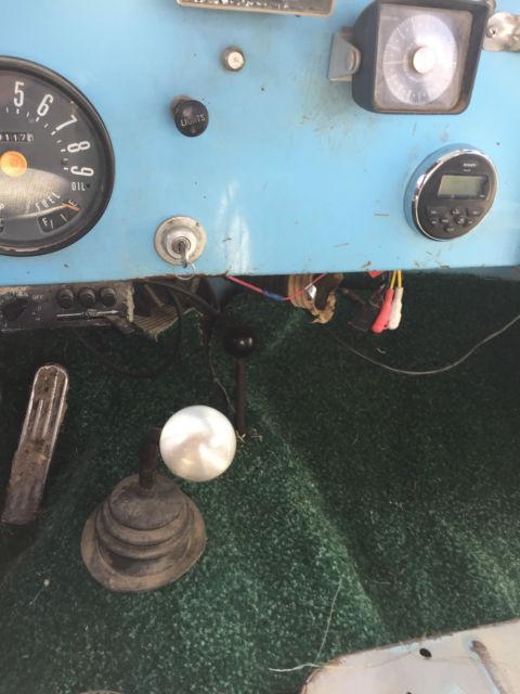 1965 Jeep Tuxedo Park Mark Iv For Sale Jeep Cj 1965 For