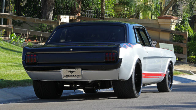 Mustang Ci Tci C Street Figter Pro Touring Pro Street Hotrod on Ford C6 Manual Valve Body