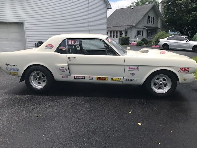 1965 Mustang Drag Car For Sale Ford Mustang 1965 For