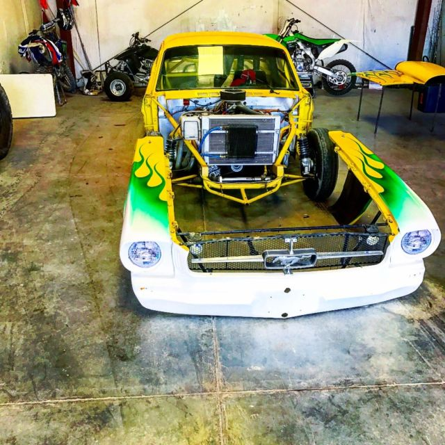 1965 Mustang Race / Drag Car For Sale