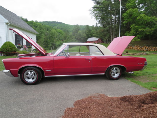 1965 Pontiac Gto Original Unrestored Low Miles For Sale Pontiac Gto 1965 For Sale In Shelburne Falls Massachusetts United States