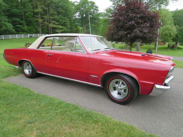 1965 Pontiac Gto Original Unrestored Low Miles For