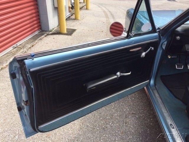 1965 pontiac lemans gto convertible 455ci v8 424hp 4 spd for Garage seat fontaine