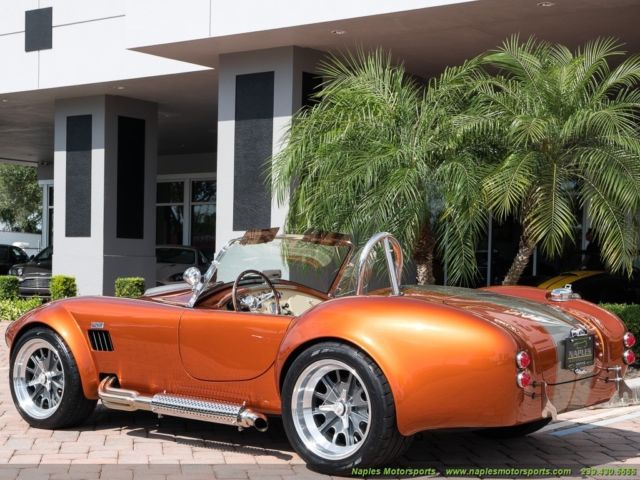1965 Replica/Kit BackDraft Racing 427 Shelby Cobra 5 Speed ...