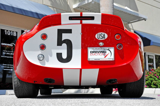 1965 sauperformance shelby daytona coupe replica roush for West palm beach motor vehicle registration